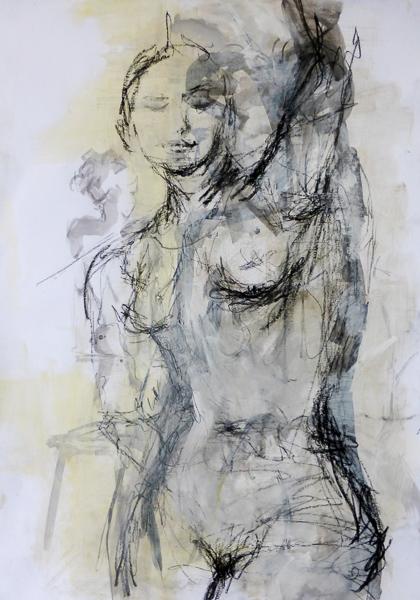 Akt weiblich 5