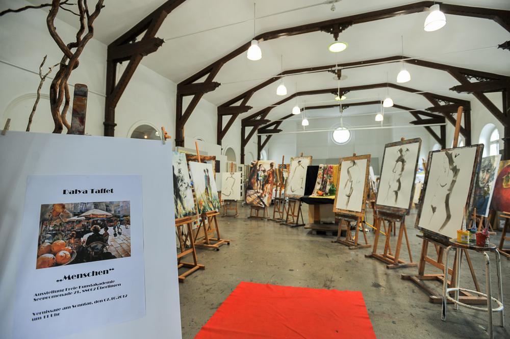 Freie Kunstakademie Überlingen 2012