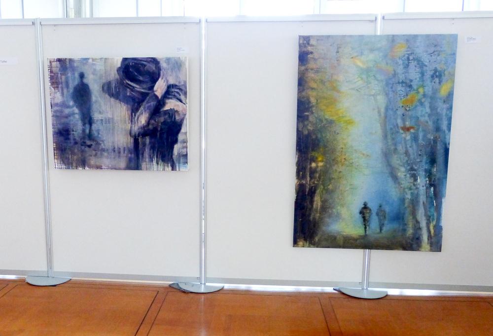Ausstellung Singen Beziehung 2014