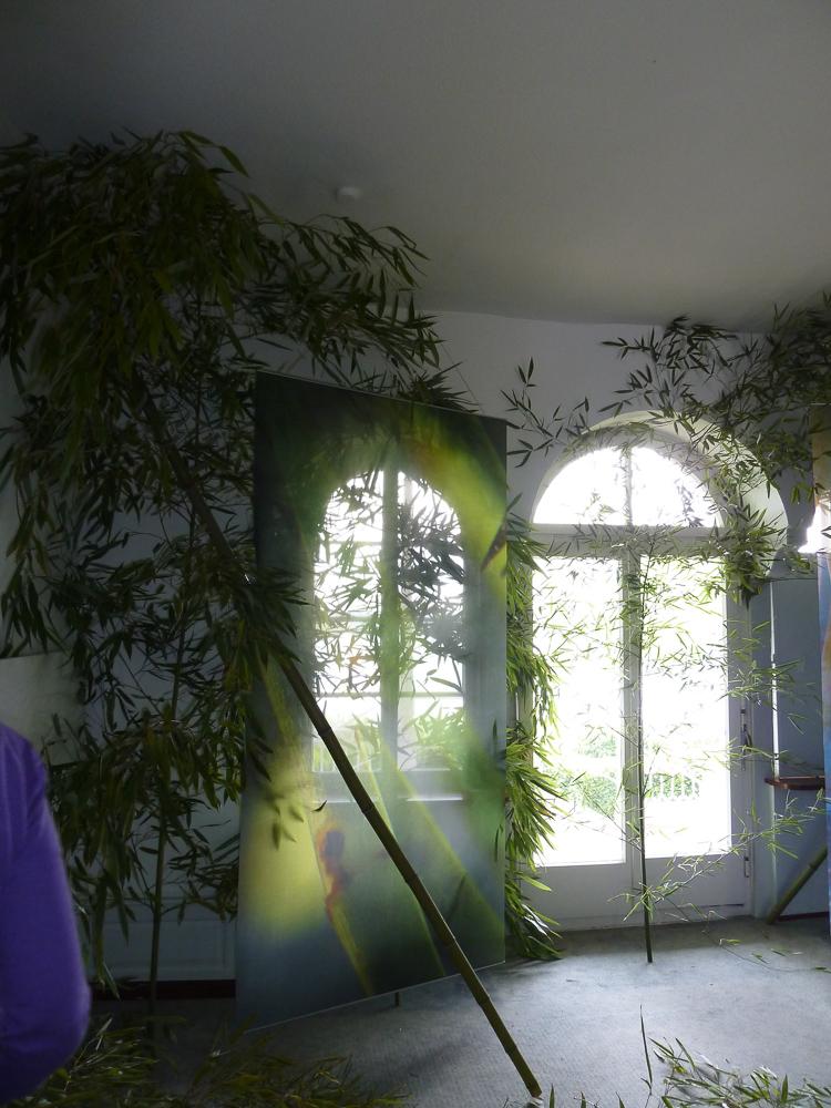 Rauminstallation Haus des Gastes Überlingen am See 2013