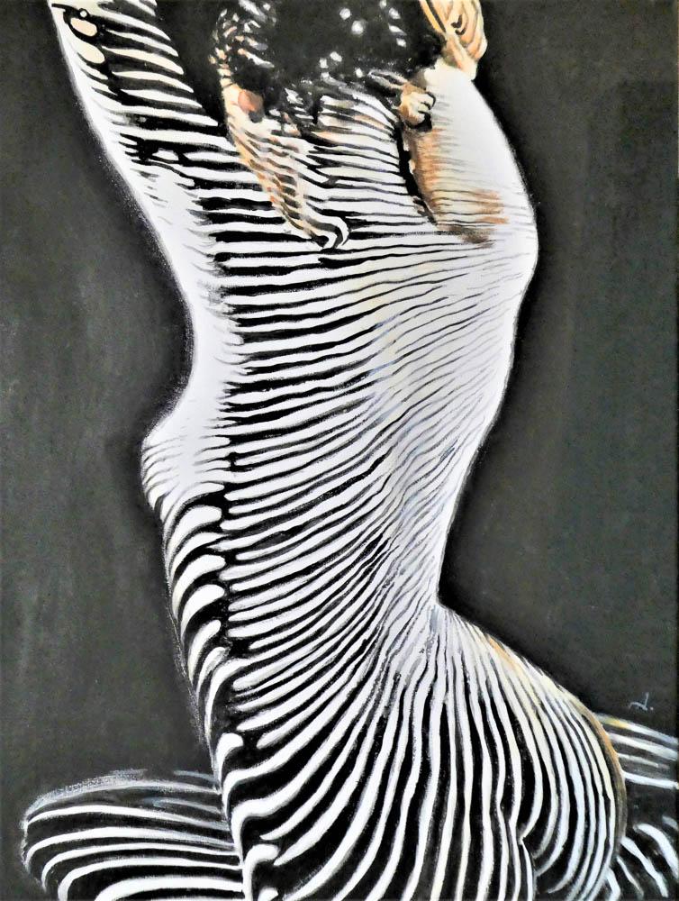 Acryl auf Leinwand, 2019
