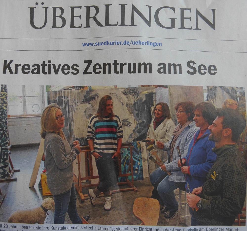 Freie Kunstakademie Überlingen am See 2014