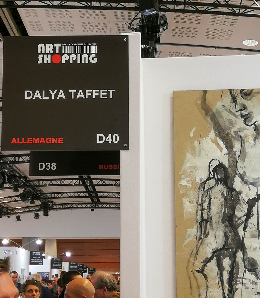 Art Shopping Kunstmesse Paris 2018