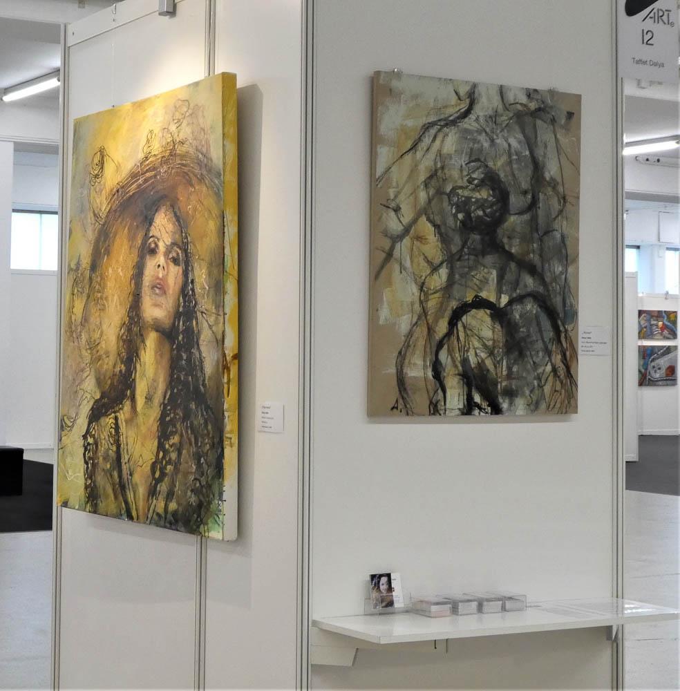 Kunstmesse Sindelfingen, 2018