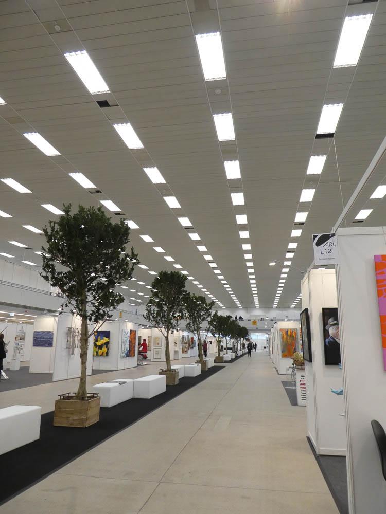 Kunstmesse Sindelfingen 2018