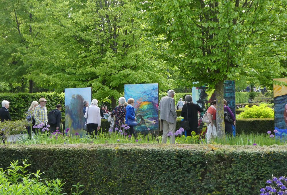 Singen Stadtgartengalerie 2019